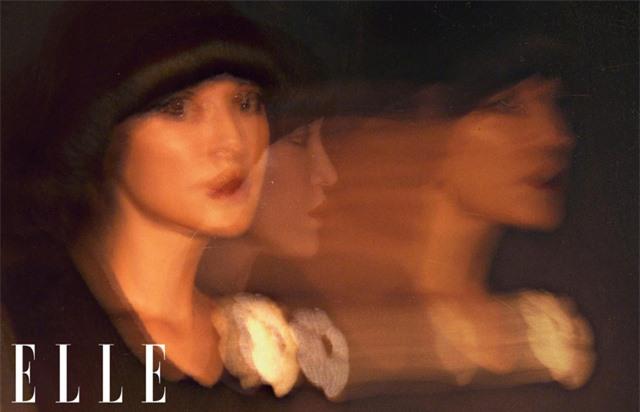 Châu Tấn biến hóa kỳ ảo trên ấn phẩm đặc biệt của Elle - Ảnh 21.