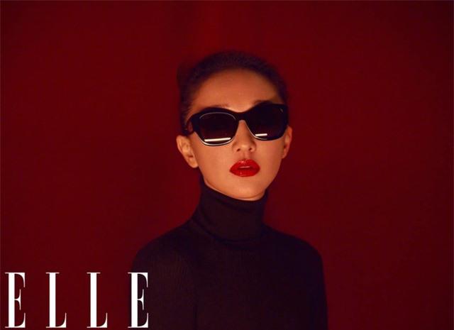 Châu Tấn biến hóa kỳ ảo trên ấn phẩm đặc biệt của Elle - Ảnh 2.