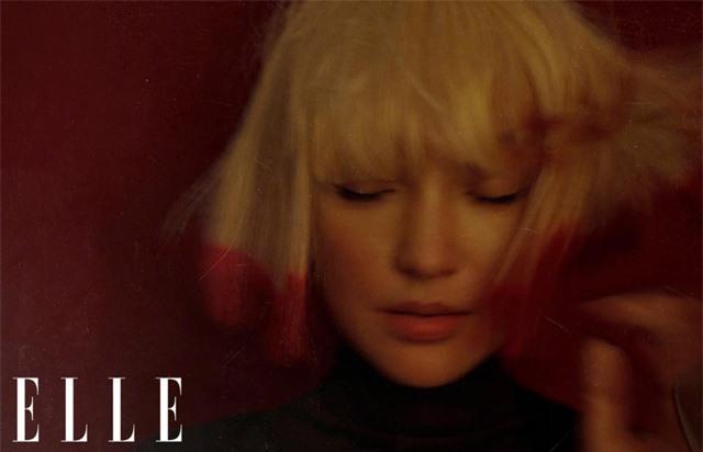 Châu Tấn biến hóa kỳ ảo trên ấn phẩm đặc biệt của Elle - Ảnh 8.