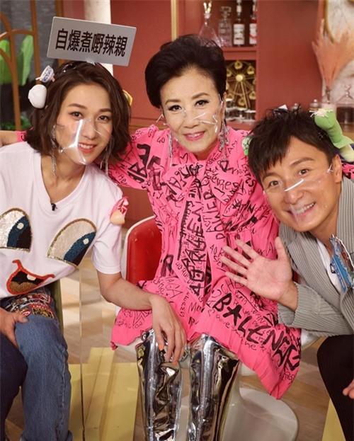 Ngoài đóng phim, Chung Gia Hân tranh thủ tham gia gameshow cùng nghệ sĩ gạo cội Uông Minh Thuyên và nam ca sĩ - diễn viên Phương Lực Thân. Thỉnh thoảng, cô chụp hình quảng cáo cho một số thương hiệu ở Hong Kong.