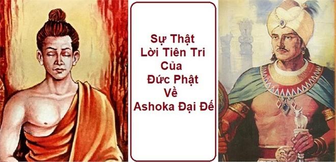 Huyền thoại về lời tiên tri của Đức Phật dành cho vị vua vĩ đại nhất Ấn Độ cổ đại - Ảnh 1.
