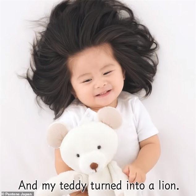 Ngay khi 1 tuổi, bé Chanco đã là tham gia quay quảng cáo cho một nhãn hàng dầu gội đầu.
