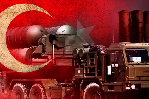 Thổ Nhĩ Kỳ vẫn đang trì hoãn triển khai tác chiến đối với tổ hợp tên lửa phòng không tầm xa S-400 Triumf. Ảnh: Avia-pro.