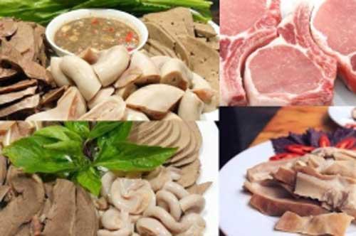 Đây chính là cách khử được mọi mùi hôi từ thịt lợn, cật lợn, lòng lợn giúp bữa ăn hoàn hảo hơn