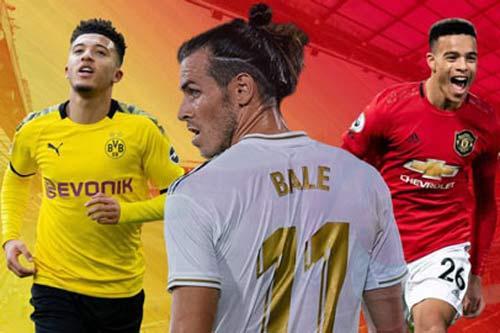 """Bale: """"Canh bạc"""" tốn kém M.U nên bỏ qua để dành đất cho Greenwood và Sancho"""