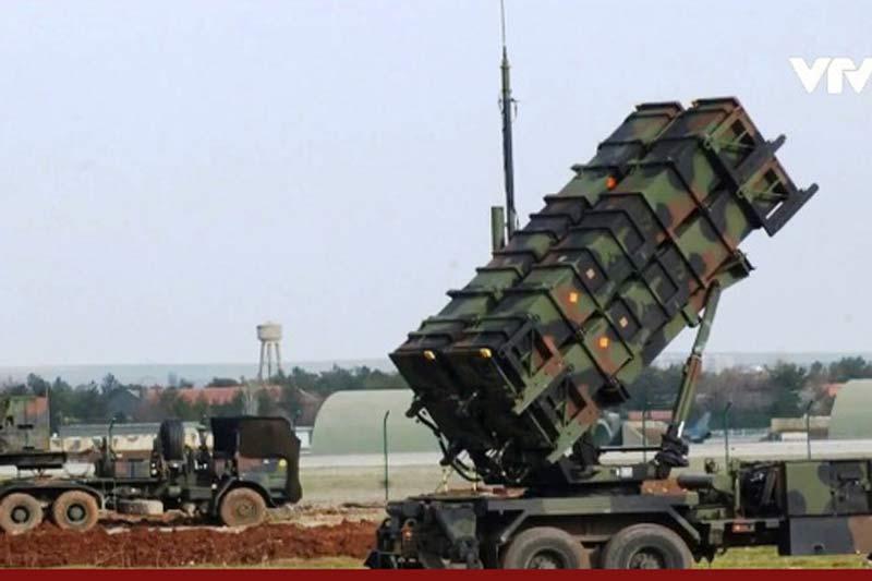 Romania tiếp nhận lô hàng tên lửa Patriot đầu tiên của Mỹ