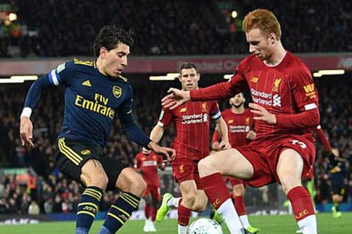 """Bốc thăm vòng 4 cúp Liên đoàn Anh 2020/21: M.U """"dễ thở"""", chờ cặp Arsenal - Liverpool"""