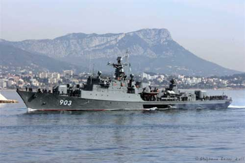 Nga giúp LNA có được tàu hộ vệ tên lửa cực mạnh?