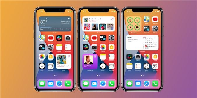 iOS 14 chính thức