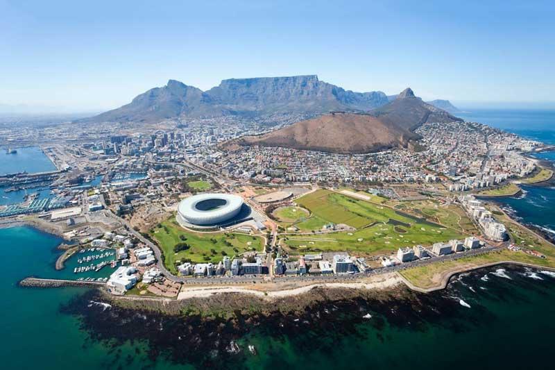 1. Cape Town (Nam Phi).
