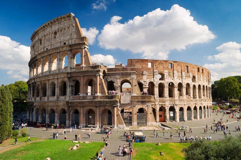 4. Rome (Italia).
