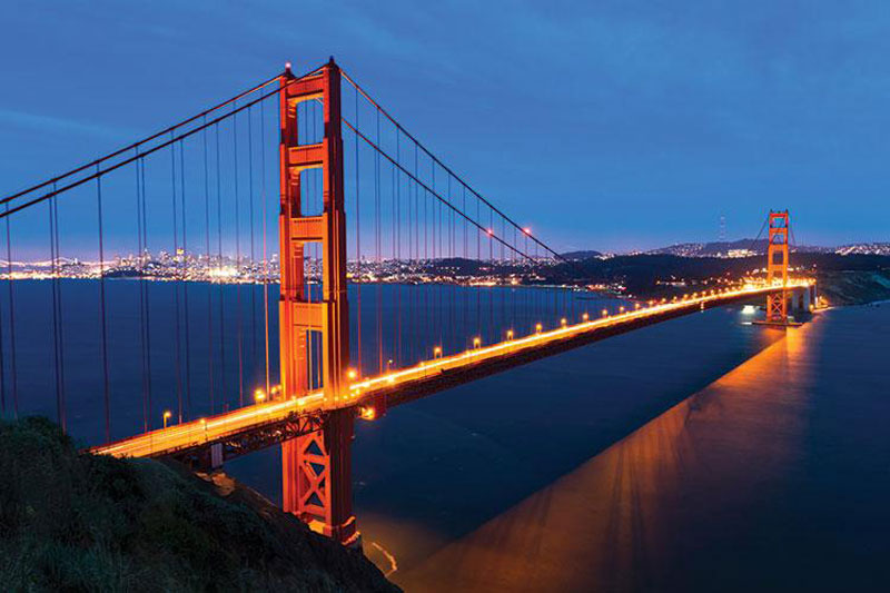 5. San Francisco (Mỹ).