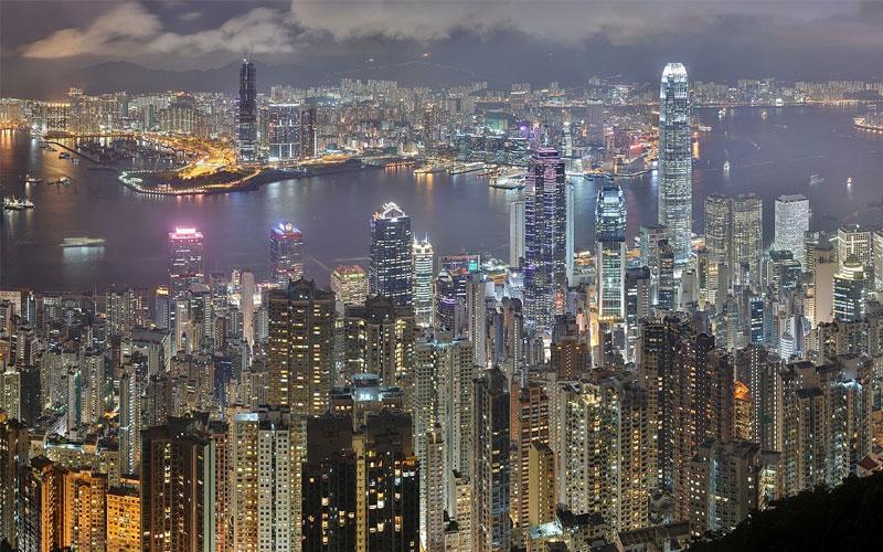 8. Hong Kong (Trung Quốc).