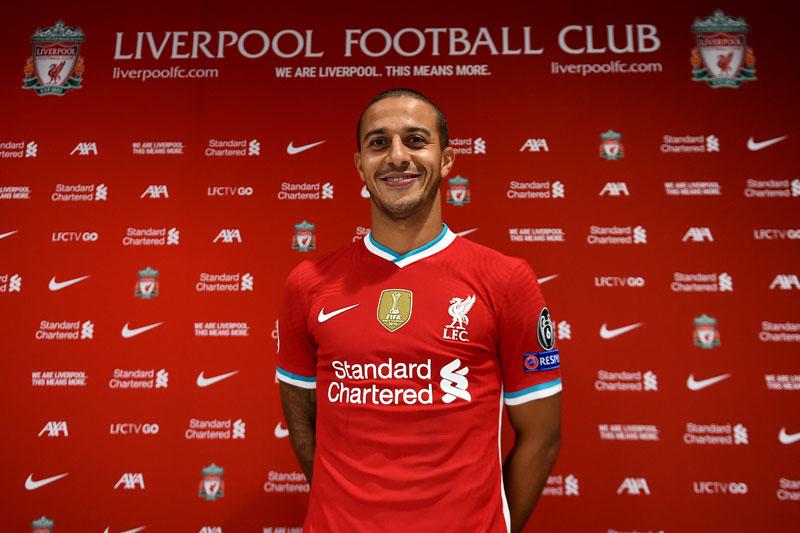 Đội hình tối ưu của Liverpool khi có Thiago