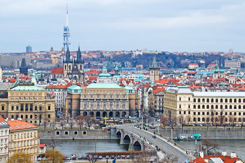 9. Prague (Cộng hòa Czech).