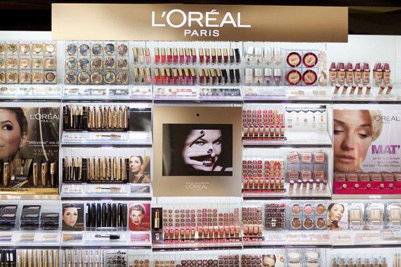 3. L'Oréal (Pháp).
