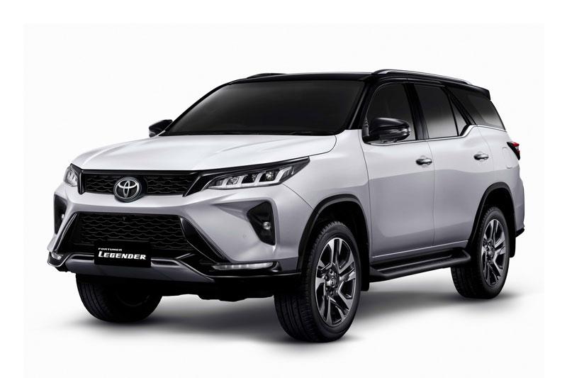 Giá lăn bánh Toyota Fortuner 2020 vừa ra mắt: Thấp nhất 1,049 tỷ đồng