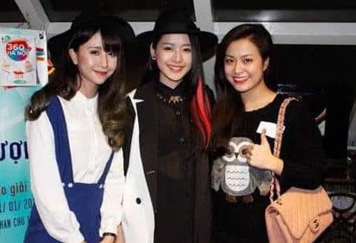 Mạng xã hội lại rộ lên khoảnh khắc Hoàng Thùy Linh, Chi Pu, Quỳnh Anh Shyn chung khung hình
