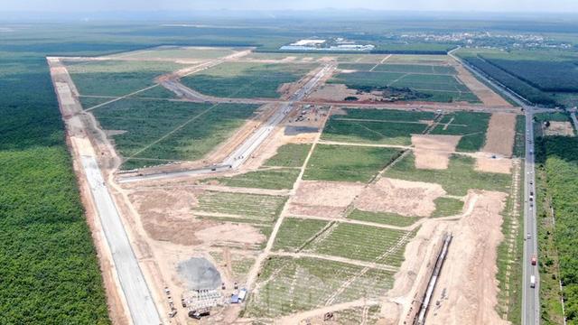 Dân đóng bao nhiều tiền sử dụng đất tại khu tái định cư sân bay Long Thành?