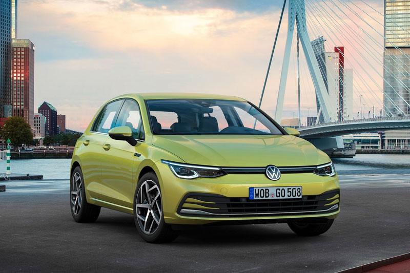 Top 10 ôtô được ưa chuộng nhất lục địa già: Volkswagen thống trị