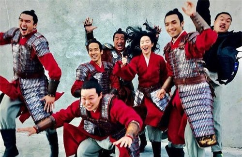 Lưu Diệc Phi vượt qua thử thách để vào vai Hoa Mộc Lan - Ảnh 1.