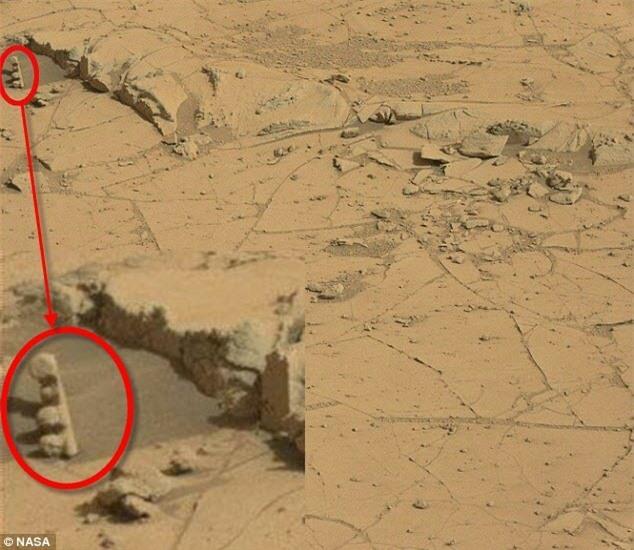 Đèn tín hiệu giao thông trên sao Hỏa