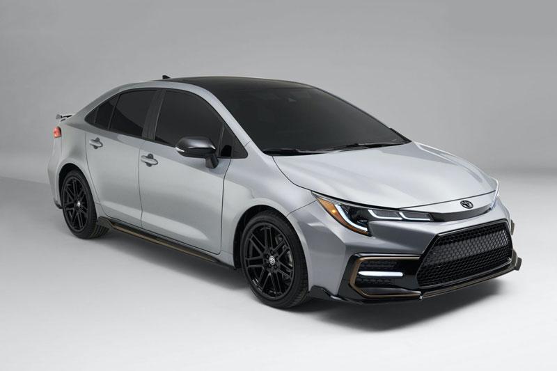 Toyota Corolla phiên bản đặc biệt chốt giá hơn 600 triệu đồng