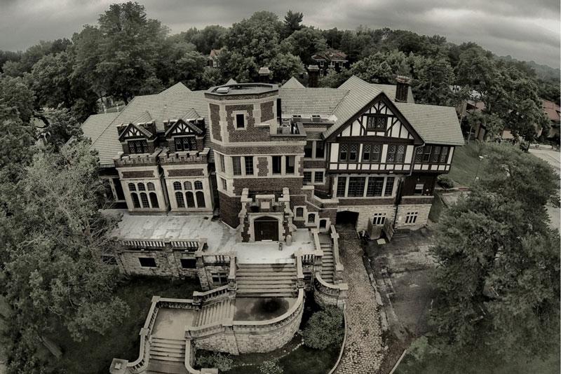 6 ngôi nhà bị ma ám rùng rợn nhất nước Mỹ