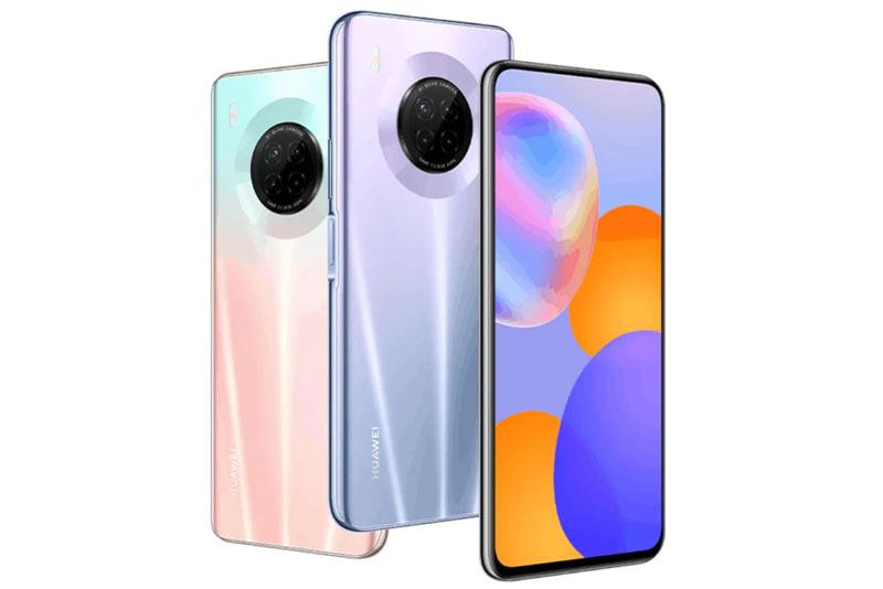Huawei Y9a.