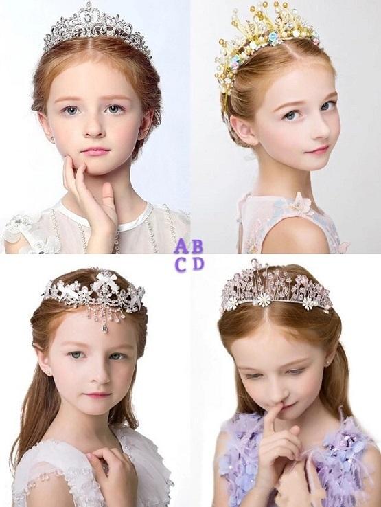 Bạn thích cô bé nào?