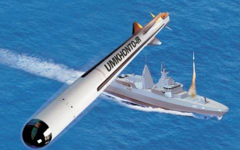 Rắc rối về tài chính khiến tên lửa Umkhonto do Nam Phi sản xuất bị VL MICA của Pháp