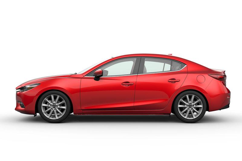 Mazda3 Sedan. Ảnh: Mazda Việt Nam.
