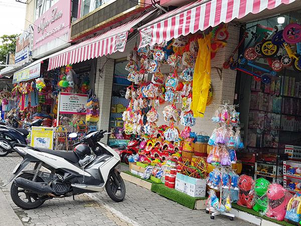 Thị trường Trung thu năm nay ở Đà Nẵng quá ảm đạm!