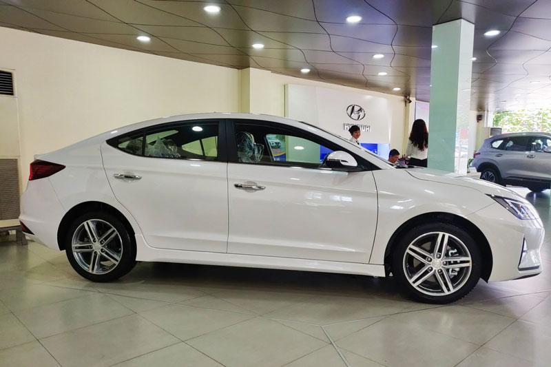 Hyundai Elantra. Ảnh: Hyundai Phạm Hùng.