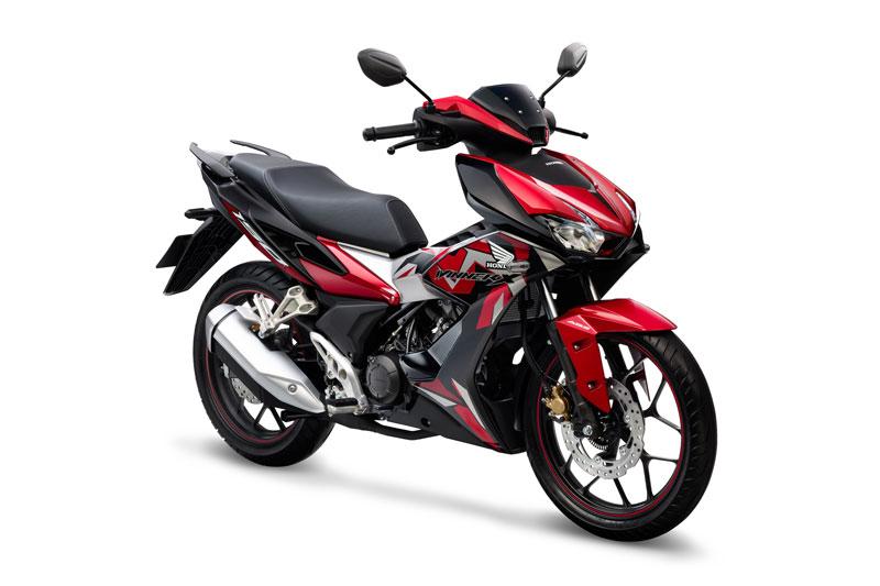 Vì sao Honda Winner X giảm giá kỷ lục tại Việt Nam?