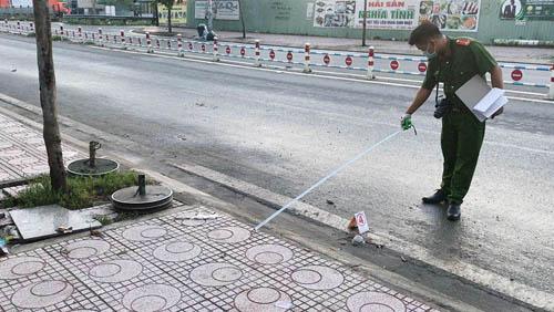 Truy sát trên phố Sài Gòn giữa ban ngày khiến 3 người thương vong