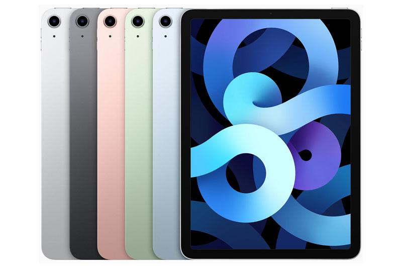 Hé lộ giá bán iPad Air 4 và iPad 2020 tại Việt Nam