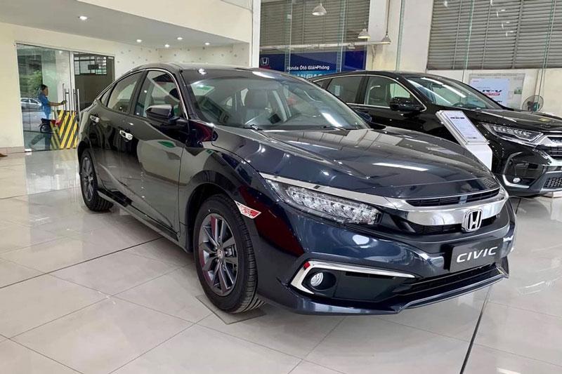 Honda Civic. Ảnh: Honda Bắc Ninh.