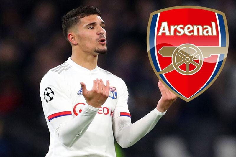 CHUYỂN NHƯỢNG Arsenal: Lộ điều kiện để Pháo thủ mua Aouar, Arteta nhắm mua 'sao mai' người Pháp