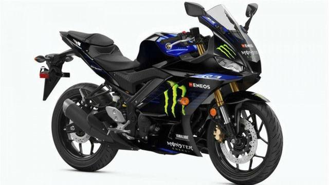 Yamaha YZF-R3 Monster Energy MotoGP Edition 2021 chính thức ra mắt - Ảnh 3.