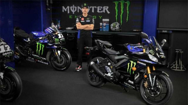 Yamaha YZF-R3 Monster Energy MotoGP Edition 2021 chính thức ra mắt - Ảnh 7.