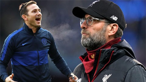 Frank Lampard vs. Juergen Klopp: Kỳ phùng địch thủ