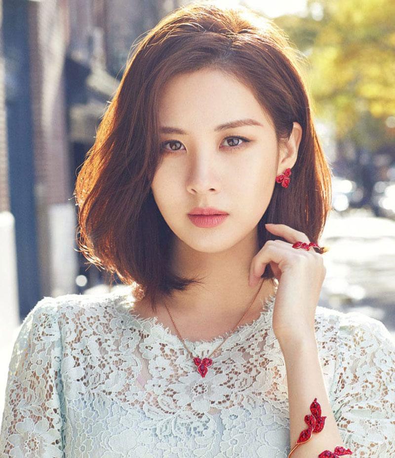 9. Seohyun (SNSD).