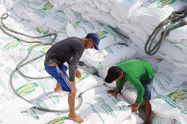 Gạo Việt xuất khẩu giá cao hơn 1.000 USD/tấn so với gạo Thái Lan