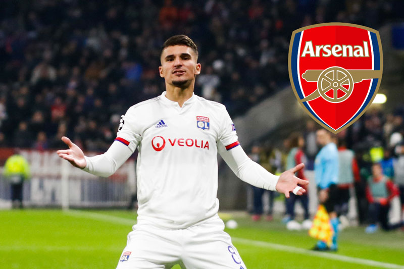 CHUYỂN NHƯỢNG Arsenal: Pháo thủ đạt thỏa thuận với Aouar