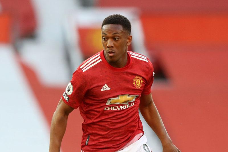 10. Anthony Martial (M.U, định giá chuyển nhượng: 52,2 triệu bảng).