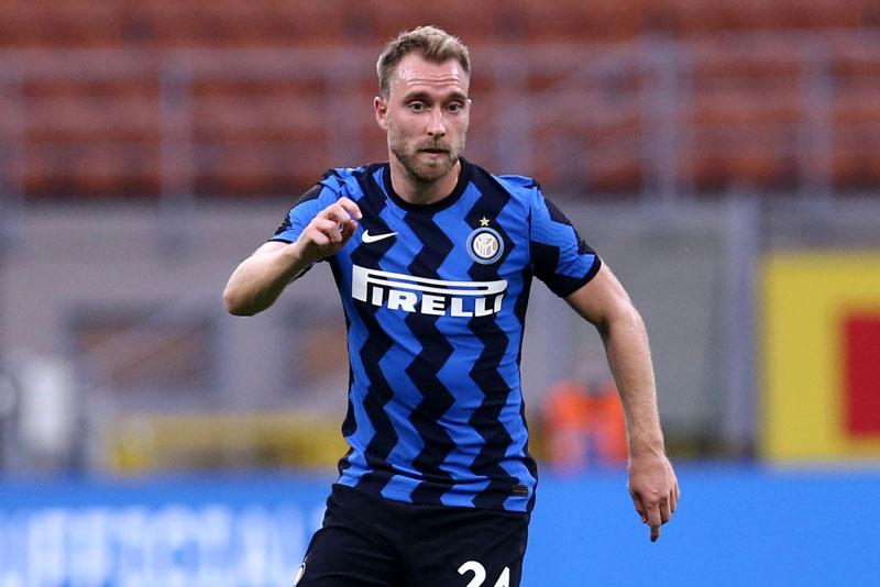 =5. Christian Eriksen (Inter Milan, giá trị hiện nay: 54 triệu bảng, mức giảm giá từ ngày 1/1/2020 đến nay: 27 triệu bảng).
