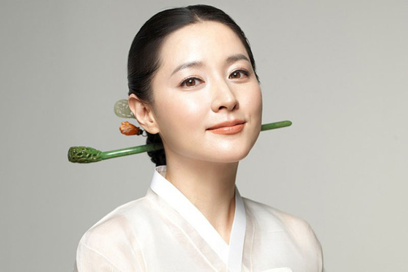 1. Lee Young-ae.