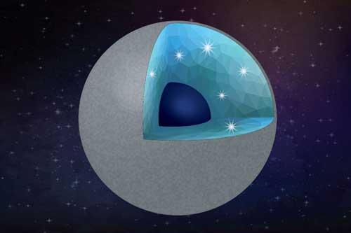 """Phát hiện hành tinh """"đắt giá"""" nhất vũ trụ, làm bằng… kim cương"""