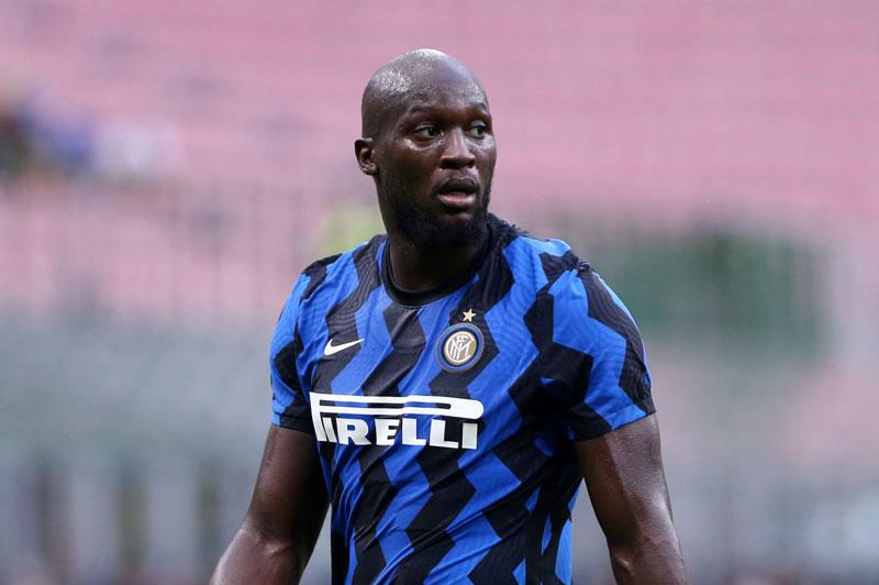 3. Romelu Lukaku (Inter Milan, định giá chuyển nhượng: 76,5 triệu bảng).